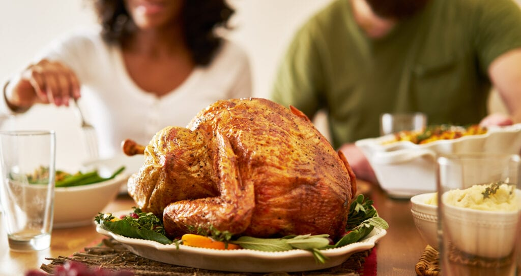 Thanksgiving allergies